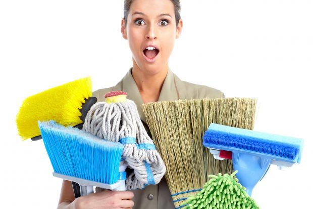 <br />Nowoczesna pani (i pan) domu nie myją podłogi w łazience na kolanach lecz mopem. Bez dotykania brudnej ścierki!