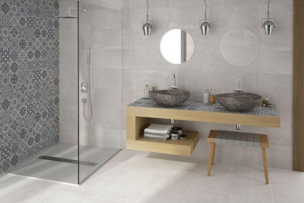 Płytki ceramiczne to najpopularniejszy materiał wykończeniowy stosowany w łazienkach. Zobaczcie jakie płytki są modne!
