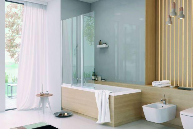 W niewielkim pomieszczeniu okno rozświetli oraz powiększy optycznie małą przestrzeń, natomiast w dużej łazience nada charakter i stworzy kolejne możliwości aranżacji wnętrza.