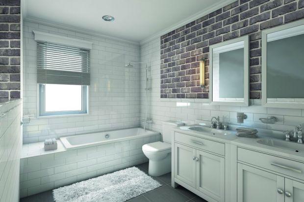Płytki ceramiczne to najczęściej wybierany sposób wykończenia ścian w łazience. Istnieje jednak wiele innych efektownych sposobów. Zobaczcie sami!