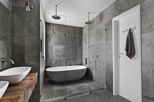 Drzwi do łazienki zapewniają intymność, dostęp świeżego powietrza do wnętrza, a także są ważnym elementem w jego aranżacji.