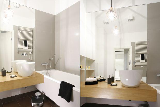 Mała łazienka: znamy na nią sposób