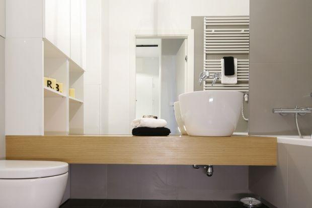 Blat w łazience: 5 sposobów z polskich domów