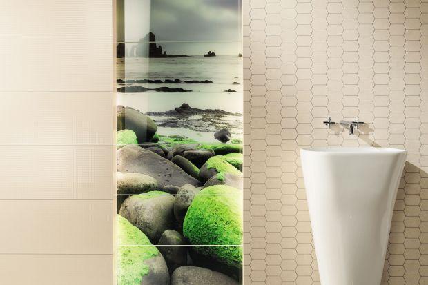 Według instytutu Pantone kolorem roku 2017 została świeża zieleń Greenery. Zobaczcie kilka pomysłów na wprowadzenie jej do przestrzeni łazienki.