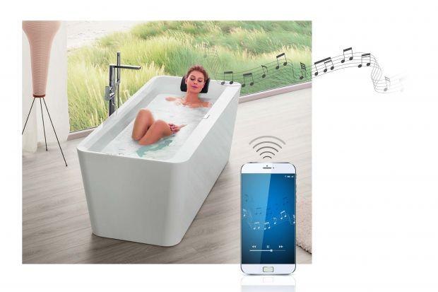 Muzyka w łazience może wynieść zwykłą kąpiel lub prysznic na zupełnie inny poziom relaksu. Zobaczcie urządzenia, które to ułatwią.