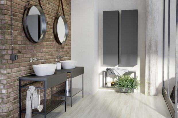 Surowy styl industrialny jest ostatnimi czasy bardzo popularny - także w aranżacji łazienek. Zobaczcie 5 inspirujących zdjęć.