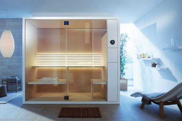Długie zimowe wieczory warto spędzić na relaksie w łazience - biorąc odprężającą kąpiel lub regenerując organizm w domowej saunie.