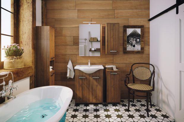 Urządzając łazienkę w stylu vintage czerpiemy inspiracje z przeszłości, umiejętnie wplatając ją we współczesną aranżację wnętrz. Zobaczcie 5 pięknych aranżacji, w których udało się to bezbłędnie!