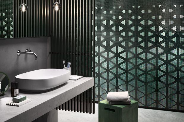 Nowa kolekcja mozaik zachwyca różnorodnymi gradientami kolorów i modnymi motywami dekoracyjnymi.