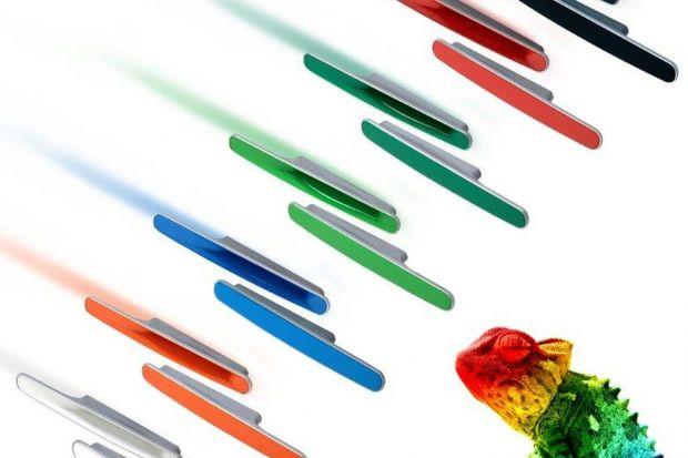 Kolor w łazience: nowa kolekcja uchwytów meblowych