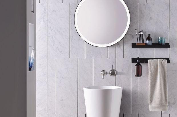 Niemiecki producent ceramiki łazienkowej ze stali emaliowanej zaprezentował nową gamę eleganckich umywalek. Zobaczcie jak wyglądają!