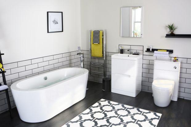 Wybierając okładzinę na podłogę w łazience zwracamy uwagę na walory użytkowe, ale i estetyczne. Ciekawym rozwiązaniem jest nowość na rynku - eleganckie płytki winylowe brytyjskiej marki.