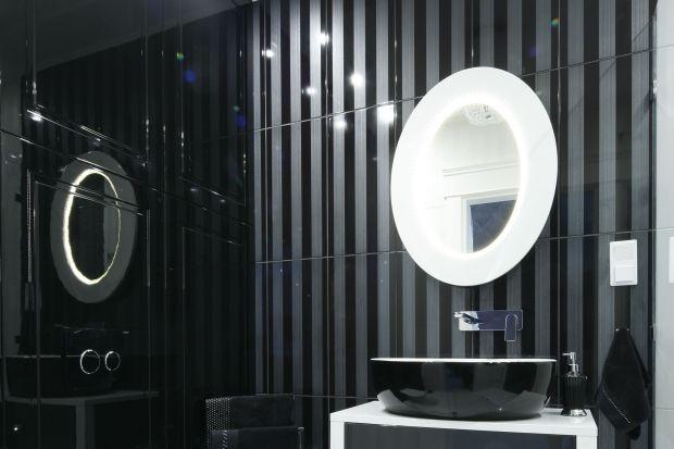 Czarno-biała urządzona w klimatach lat 20. łazienka posłużyła nam za inspirację do zebrania przedmiotów, które pomogą stworzyć tak elegancką atmosferę również w Waszej łazience.