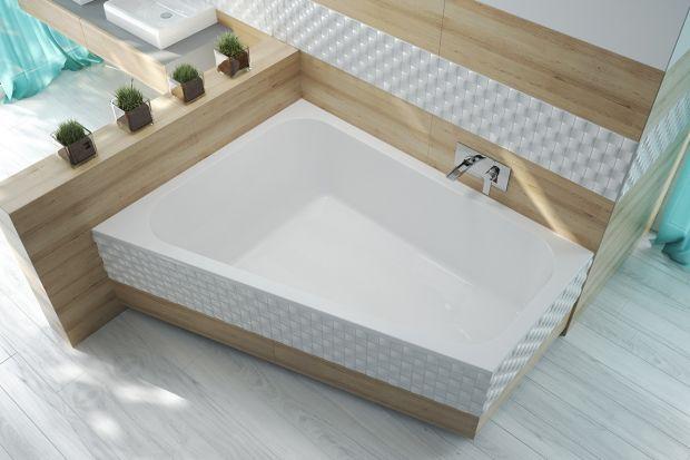 Któż z nas nie marzy o relaksie w ciepłej kąpieli po ciężkim dniu? Zobaczcie model wanny stworzony z myślą właśnie o nim!