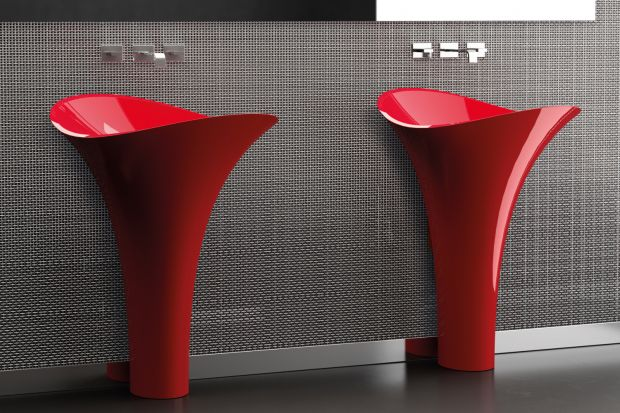 Wolno stojąca umywalka: 5 eleganckich modeli