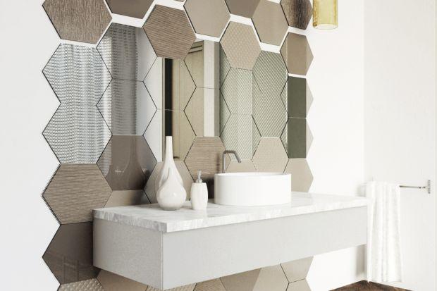 Szkło w łazience może stać się niezwykle efektownym elementem dekoracyjnym. Zobaczcie sami!