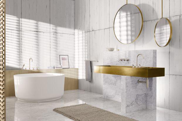 Idealna zarówno do klasycznych, jak i nowoczesnych łazienek - taka jest nowa armatura niemieckiej marki. Zobaczcie, jak elegancko się prezentuje.