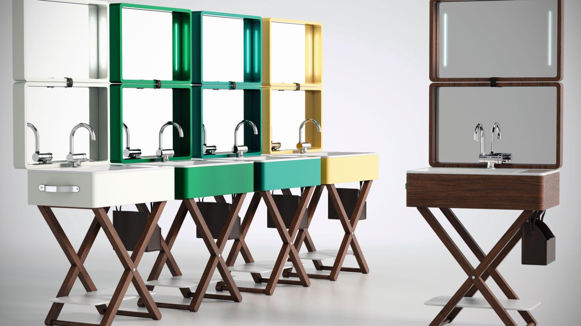 Zaprojektowana przez Gianlucę Paludiego kolekcja MY.BAG zainspirowana jest współczesnym stylem życia