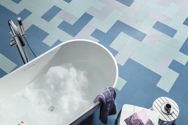 Wśród różnorodnych materiałów wykończeniowych na podłogi w łazience świetnie sprawdzą się - zarówno pod względem praktycznym, jak i wizualnym - płytki winylowe LVT.