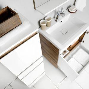 Meble łazienkowe z serii Gabi marki Antado. Fot. Antado