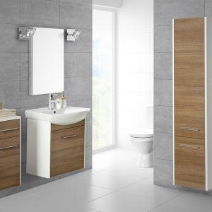 Meble łazienkowe z serii Sella marki Grupa Armatura. Fot. Grupa Armatura