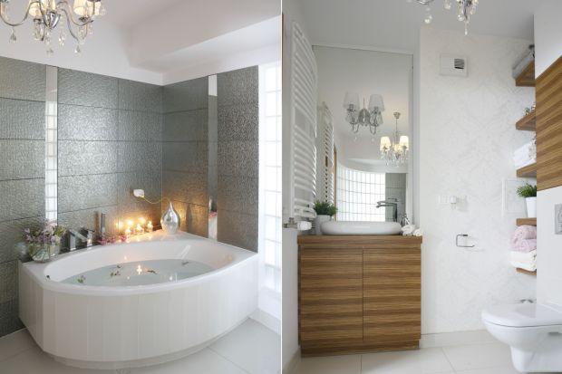 Styl glamour to elegancja, szyk, nawet blichtr i opływanie w bogate zdobienia. Zobaczcie, jak urządzić łazienkę w tej estetyce.