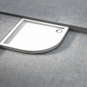 Brodzik półokrągły, superniski Vico. Fot. Aquaform