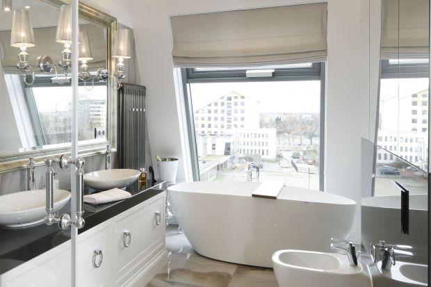 Okno w łazience: praktyczny atrybut salonów kąpielowych