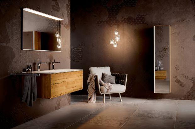 Meble łazienkowe wykonane z naturalnego drewna to gwarant eleganckiej i luksusowej przestrzeni łazienki. Zobaczcie zachwycającą kolekcję!