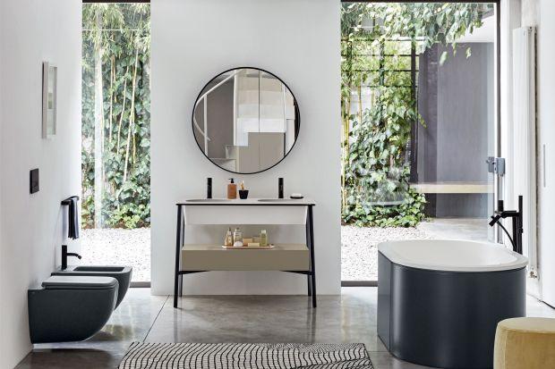 Design w łazience: elegancka kolekcja do strefy umywalki
