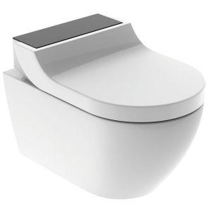 Dzięki kompaktowym wymiarom toalety myjącej możliwe jest optymalne wykorzystanie dostępnej przestrzeni. Nawet małe łazienki można urządzić komfortowo. Fot. Geberit