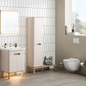 Meble łazienkowe z kolekcji Sento marki VitrA. Fot. VitrA
