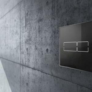 Przycisk spłukujący TECElux mini; wymiary: 150x220 mm; cena netto: 1.643 zł