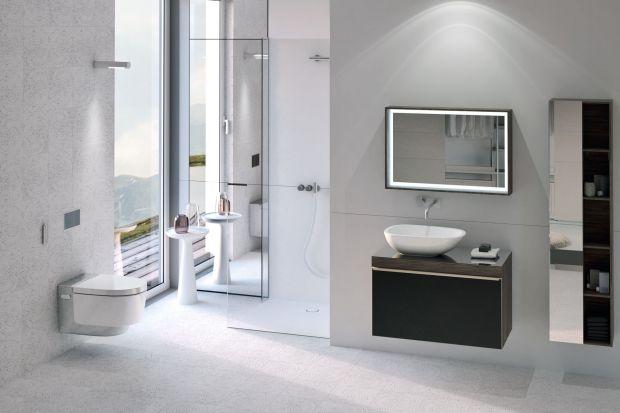 Komfort i higiena w łazience - z toaletą myjącą