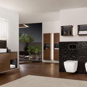 Meble łazienkowe z kolekcji Finion marki Villeroy  & Boch. Fot. Villeroy & Boch
