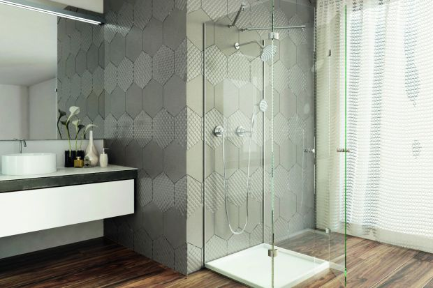 Ściana w łazience: co zamiast płytek ceramicznych?