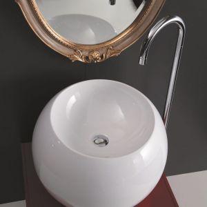 Umywalka Sfera marki Disegno Ceramica. Fot. Disegno Ceramica/Coram Poland