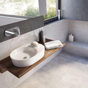 Umywalka z serii Moon marki Ravak. Fot. Ravak