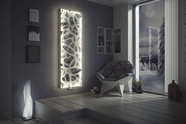 Współczesne grzejniki łączą w sobie wiele funkcji: zapewniają ciepło, są ozdobą wnętrza, mogą mieć zintegrowane półki i relingi. A także zapewniać efektowne oświetlenie wnętrza. Zobaczcie sami!