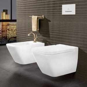 Podwieszana ceramika sanitarna z serii Finion marki Villeroy & Boch. Fot. villeroy & Boch