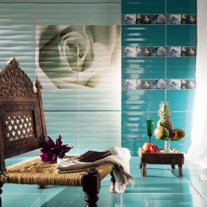 Płytki ceramiczne z kolekcji Maxima Azure marki Tubądzin. Fot. Tubądzin