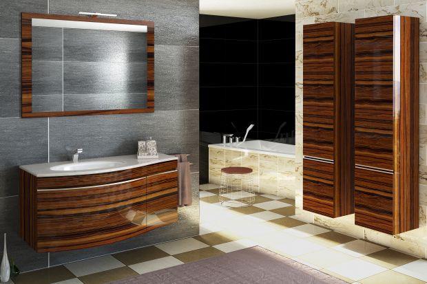 Fronty meblowe mają największy wpływ na wygląd całego mebla, a tym samym również, całej łazienki.