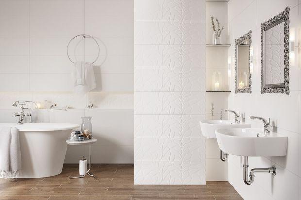 Szukacie inspiracji na metamorfozę łazienki? Zobaczcie 3 linie wzornicze płytek ceramicznych, każda odpowiadająca innym gustom.