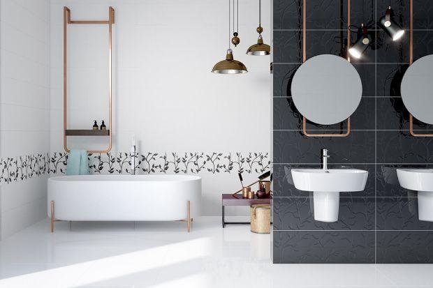 Trend na naturę w łazience nie przemija. Zobaczcie 5 kolekcji płytek ceramicznych z roślinnym motywem.