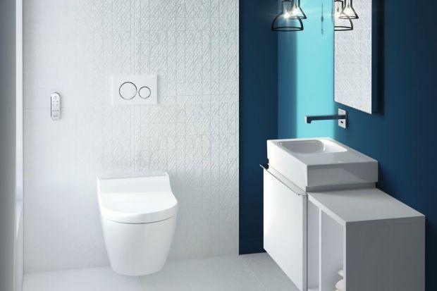 Toaleta myjąca to idealny przykład tego, jak nowe technologie wkraczają do przestrzeni łazienek. Teraz można nią sterować również za pomocą aplikacji na smartfona.