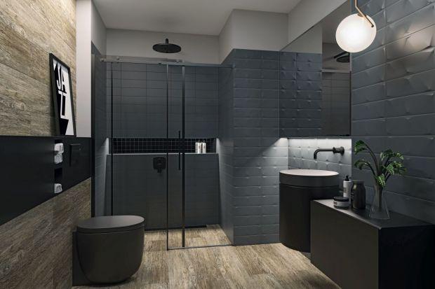 W łazienkach dominują zazwyczaj jasne kolory. Jeżeli jednak zdecydujemy się na ciemną paletę barw nasze wnętrze będzie zachwycać oryginalnością i elegancją.