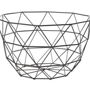 Koszyk metal KOBE 26cm. Fot. Galicja Dla Twojego Domu