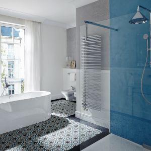Salon kąpielowy z wanną wolno stojącą Meisterstuck Centro Duo Oval marki Kaldewei. Fot. Kaldewei