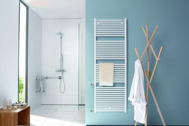Grzejnik łazienkowy: 3 modele idealne do suszenia ręczników