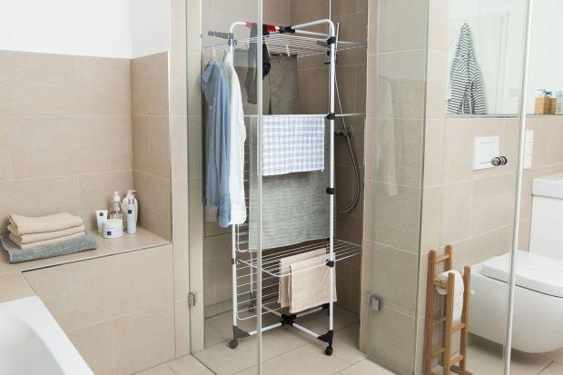 Suszarka do prania powinna się znaleźć w każdym mieszkaniu. Zobaczcie nowe, praktyczne modele.